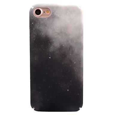 Pouzdro Uyumluluk Apple iPhone 8 iPhone 8 Plus Temalı Arka Kapak Manzara Sert PC için iPhone 8 Plus iPhone 8 iPhone 7 Plus iPhone 7
