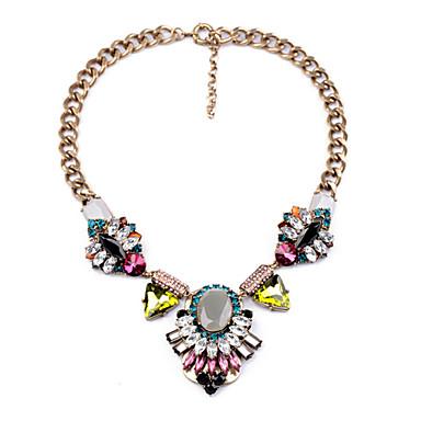 Γυναικεία Κρεμαστά Κολιέ Κρυστάλλινο Κοσμήματα Μοναδικό Ουράνιο Τόξο Κοσμήματα Για Ειδική Περίσταση 1pc
