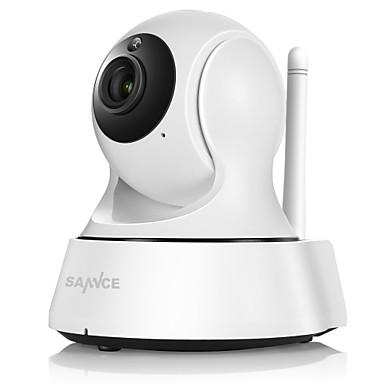 sannce® vezeték nélküli IP kamera biztonsági kamera wifi 720p éjjellátó cctv kamera baba monitor