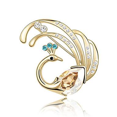 Γυναικεία Καρφίτσες Κοσμήματα Εξατομικευόμενο Μοναδικό Euramerican Πετράδι Κράμα Άλλα Κοσμήματα Για Πάρτι Καθημερινά Causal