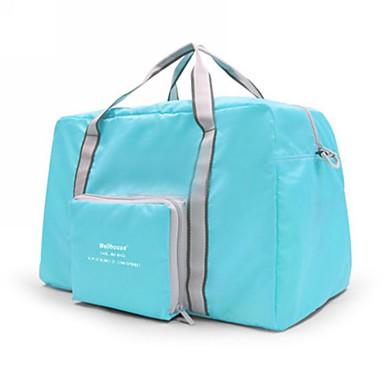 منظم أغراض السفر المحمول قابلة للطى سعة كبيرة تخزين السفر إلى ملابس نايلون / للرجال للمرأة السفر