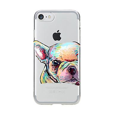 Kılıf Na iPhone 7 Plus iPhone 7 iPhone 6s Plus iPhone 6 Plus iPhone 6s iPhone 6 iPhone 5 iPhone 5C iPhone 4/4S Apple Przezroczyste Wzór