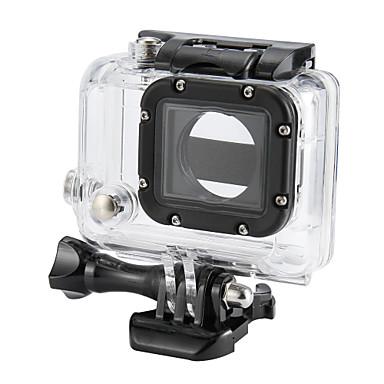 Koruyucu Kılıf Su Geçirmez Kılıff Su Geçirmez İçin Aksiyon Kamerası Gopro 3 Plastik ABS