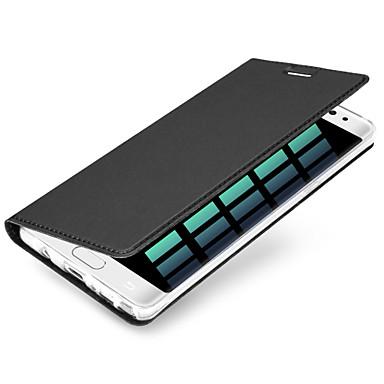 غطاء من أجل Samsung Galaxy S7 edge S7 حامل البطاقات قلب مغناطيس غطاء كامل للجسم لون الصلبة قاسي جلد PU إلى S7 edge S7
