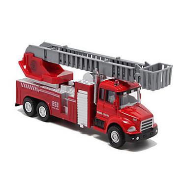 Vehicul Pompieri Toy Trucks & Vehicule de constructii / Jucării pentru mașini / Vehicul Die-cast 1:60 Plastic Pentru copii Jucarii Cadou
