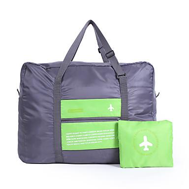 Organizator Bagaj de Călătorie Impermeabil Portabil Pliabil Depozitare Călătorie pentru Haine Nailon / Călătorie