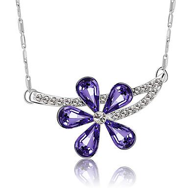 Pentru femei Coliere cu Pandativ Bijuterii Bijuterii Cristal Aliaj Design Unic Euramerican Modă Bijuterii Pentru Petrecere Alte Ceremonie