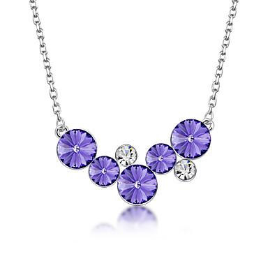 Pentru femei Coliere Bijuterii Bijuterii Cristal Aliaj Design Unic La modă Euramerican Bijuterii Pentru Petrecere Alte Serată