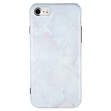 Maska Pentru Apple iPhone 7 Plus iPhone 7 Model Capac Spate Marmură Moale TPU pentru iPhone 7 Plus iPhone 7 iPhone 6s Plus iPhone 6s