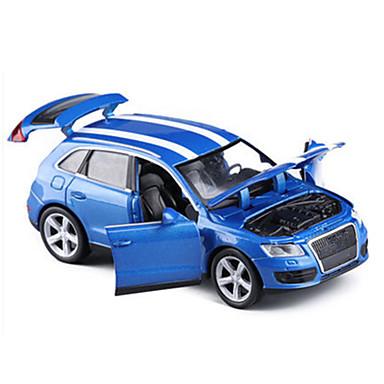 Spielzeug-Autos Fahrzeuge aus Druckguss Spielzeuge Aufziehbare Fahrzeuge Rennauto SUV Spielzeuge Simulation Auto Metalllegierung Metal 5