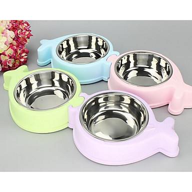 الكلب، المغذيات، الحيوان أليف، بولس&، اطعام، احمرار، ثوب قرنفلي اللون، بلو