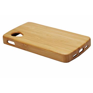 كورنمي ل لغ لغ نيكزس 5 حالة تغطية الخيزران الخشب الصلب خشبية الغطاء الخلفي قذيفة الإسكان
