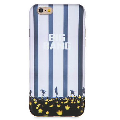 Maska Pentru Apple iPhone 7 Plus iPhone 7 Model Capac Spate Desene Animate Moale TPU pentru iPhone 7 Plus iPhone 7 iPhone 6s Plus iPhone