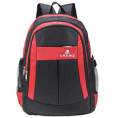 35 L حقيبة ظهر التسلق رياضة وترفيه التخييم والتنزه مقاوم للماء مكتشف الغبار يمكن ارتداؤها متعددة الوظائف