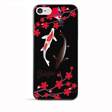Na Wzór Kılıf Etui na tył Kılıf Kwiat Miękkie TPU na AppleiPhone 7 Plus iPhone 7 iPhone 6s Plus iPhone 6 Plus iPhone 6s iphone 6 iPhone