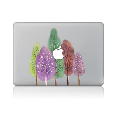 1 szt. Naklejka na obudowę na Odporne na zadrapania Obraz olejny Wzorki PVC MacBook Pro 15'' with Retina MacBook Pro 15'' MacBook Pro