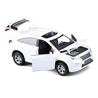 Aufziehbare Fahrzeuge Baustellenfahrzeuge SUV Auto Musik & Licht Klassisch Klassisch Unisex