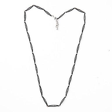 Damskie Łańcuszki na szyję Geometric Shape Przyjaźń Słodkie Style Black Biżuteria Na 1szt