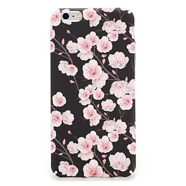tok Για Apple iPhone 7 Plus iPhone 7 Με σχέδια Πίσω Κάλυμμα Λουλούδι Σκληρή PC για iPhone 7 Plus iPhone 7 iPhone 6s Plus iPhone 6s iPhone