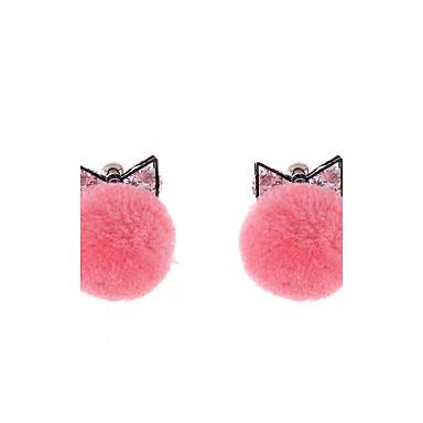 Dames Druppel oorbellen - Luxe Uniek ontwerp Bohémien Met de Hand Gemaakt leuke Style Cirkelvorm Voor Bruiloft Feest Speciale