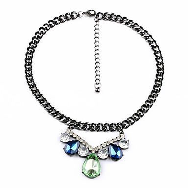 Pentru femei Toroane Coliere Picătură Personalizat bijuterii de lux Bijuterii Pentru Nuntă