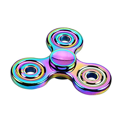 Fidget Spinners Przędzarka ręczna Zabawki Tri-Spinner Wysoka prędkość Zwalnia ADD, ADHD, niepokój, autyzm Za czas zabicia Focus Toy Stres