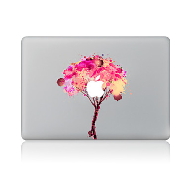 1 piesă Acțibilduri pentru Rezistent la Zgârieturi Floare Model PVC MacBook Pro 15'' with Retina MacBook Pro 15 '' MacBook Pro 13'' with