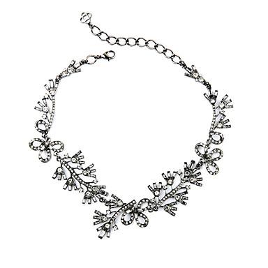 Damskie Łańcuszki na szyję Leaf Shape Spersonalizowane Unikalny Biżuteria Na Specjalne okazje Prezenty bożonarodzeniowe
