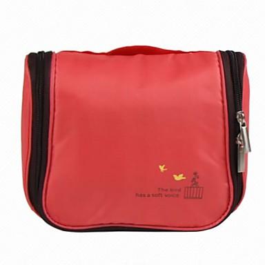 Geantă Cosmetice Organizator Bagaj de Călătorie Impermeabil Portabil Depozitare Călătorie pentru Haine Nailon / Pentru femei Călătorie