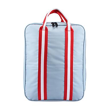 منظم أغراض السفر المحمول تخزين السفر سعة كبيرة إلى ملابس نايلون / السفر