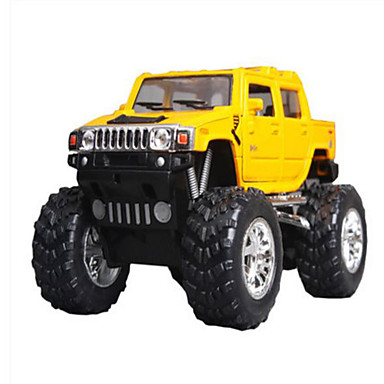 Samochodziki do zabawy Model samochodu Ciężarówka Koparka Zabawki Symulacja Kwadrat Konik Ciężarówka Metal Sztuk Dla chłopców Prezent