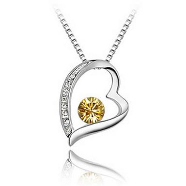 Γυναικεία Κρεμαστά Κολιέ Κοσμήματα Κοσμήματα Συνθετικοί πολύτιμοι λίθοι Κράμα Μοναδικό Μοντέρνα Κοσμήματα Για Πάρτι Καθημερινά Causal