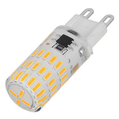 G9 Becuri LED Bi-pin T 46 LED-uri SMD 4014 Alb Cald Alb Rece 200-300lm 3000/6500K AC220V