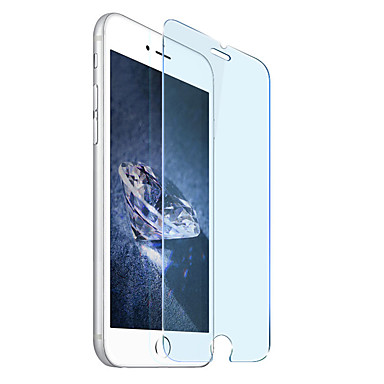 Screenprotector Apple voor iPhone 6s Plus iPhone 6 Plus Gehard Glas 1 stuks Voorkant screenprotector Anti-vingerafdrukken Anti-blauw