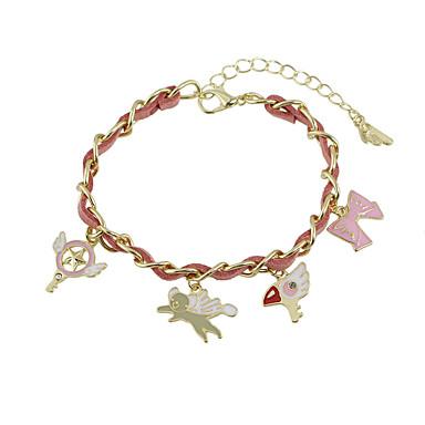للمرأة أساور ساحرة الصداقة سبيكة حيوان مجوهرات من أجل عيد ميلاد هدية