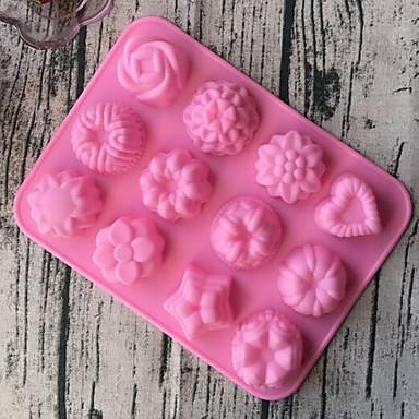 ψήσιμο Mold για κέικ εκκολαπτόμενους σιλικόνη