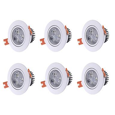 250 LED-neerstralers Warm wit Lampversiering LED 6 stuks
