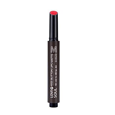 1pcs matowy matowy aksamit szminka do balsamu długotrwałe usta makijaż błyszczyk