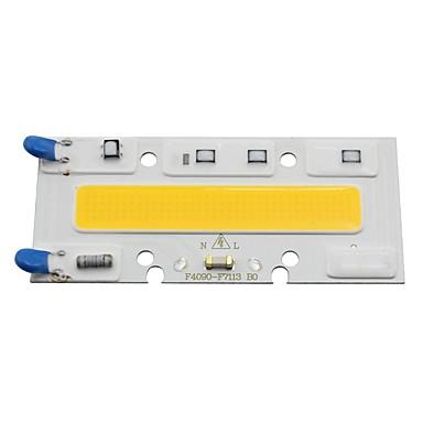1 개 220 V LED 칩 알루미늄