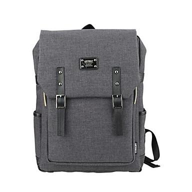 Tekstil Tek Renk Sırt Çantaları 15