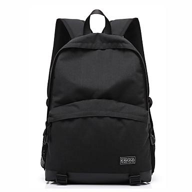 15,6 Zoll wasserdicht Nylon Tuch Freizeit Paket Computer Tasche Rucksack Tasche für Oberfläche / dell / hp / samsung / sony etc