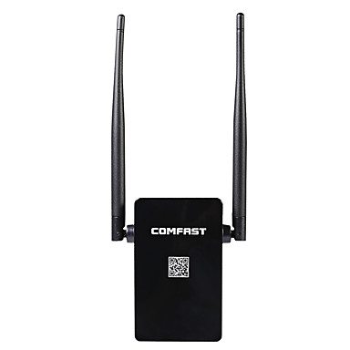 cheap Wifi Extenders-Comfast wireless AP router Wifi Repeater 300Mbps  Wi-fi Roteador Expander signal booster