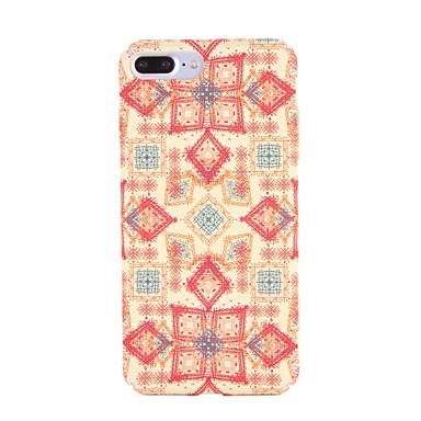 Für Apfel iphone 7 7plus Musterfall rückseitige Abdeckungsfall geometrisches Muster harter PC 6s plus 6 plus 6s 6
