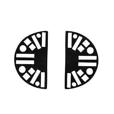 Pentru femei Cercei Stud Bijuterii Geometric La modă Euramerican stil minimalist Aliaj Geometric Shape Bijuterii Pentru Nuntă Petrecere