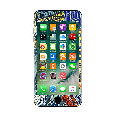 1 piesă Acțibilduri pentru iPhone 7 Plus iPhone 7 iPhone 6s Plus/6 Plus iPhone 6s/6 iPhone SE/5s/5 iPhone 5 iPhone 4/4s Rezistent la