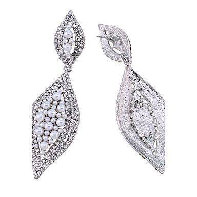 Damskie Kryształ Modny Osobiste euroamerykańskiej minimalistyczny styl biżuteria kostiumowa Stop Biżuteria Na Ślub Impreza Urodziny