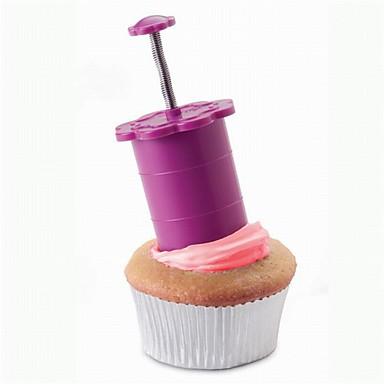 Εργαλείο διακόσμησης για Σάντουιτς Cupcake Πλαστική ύλη Φιλικό προς το περιβάλλον Φτιάξτο Μόνος Σου Υψηλή ποιότητα Αντικολλητικό