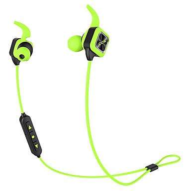 Bluetooth Kopfhörer drahtloser Sportkopfhörer-Bass-Stereo-Ohrhörer mit Ohrhaken mic-Stimme sofortige freihändige Geräuschverminderung