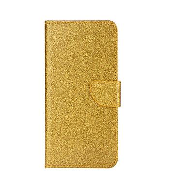 إلى أغط / كفرات محفظة حامل البطاقات مع حامل قلب كامل الجسم غطاء لامع بريق قاسي جلد اصطناعي إلى SonySony Xperia X compact Sony Xperia XA