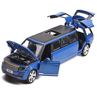 Spielzeug-Autos Modellauto Rennauto SUV Musik & Licht Simulation Klassisch Klassisch Jungen Unisex